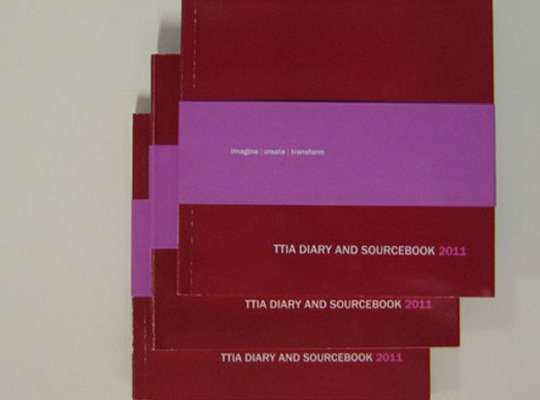 TTIA Diary & Sourcebook 2011 on Sale Now