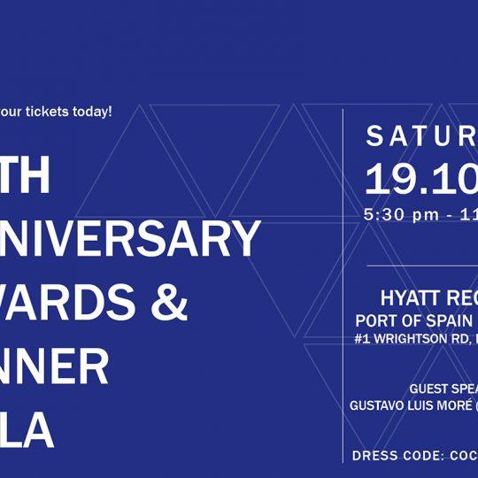 65th Anniversary Awards & Dinner Gala